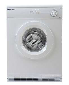 White Knight 427WV 6kg Vented Tumble Dryer £120 + £8.95 Delivery Asda