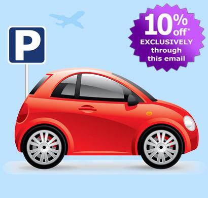 10% off airport parking @ Purple Parking