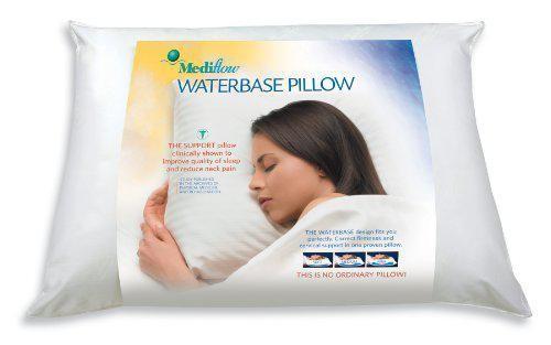 Mediflow Water Base Pillow Orthopedic Hight adjustable £37.99 or £35.49 via Amazon