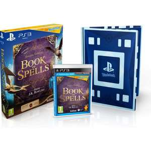 PS3 book of spells £22.99 at Amazon cheapest pre order