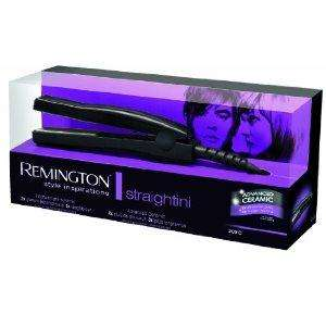 Remington Unisex Mini Hair Straightener  was £29 now £6.55 delivered @ amazon