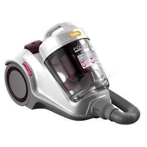 Vax C89-P6N-P Power 6 Pet Bagless Cylinder Vacuum Cleaner £59.99 @Amazon