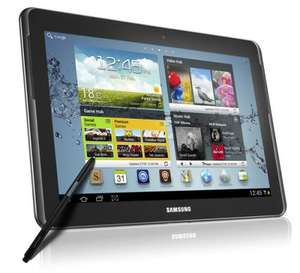 Samsung Galaxy Note 10.1 - Argos and John Lewis - £318.00 - White and Silver/Grey available
