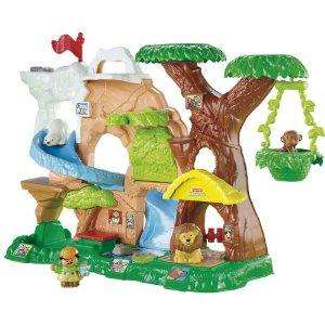 Fisher-Price Little People Zoo Talkers Animal Sounds Zoo Playset £18.49 (RRP £42.99) @ Amazon