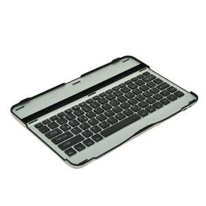 Aluminum Wireless Bluetooth Keyboard Case for Samsung Galaxy Tab 10.1 in White or Black also includes free touch pen £18.99 @ ebay mobileworldltd2010