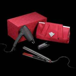 GHD Scarlet straighteners deluxe set + travel hairdryer from Gorgeous  £115 delivered