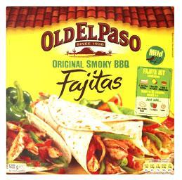 Old El Paso Fajita Kit 49p @ B&M Stores