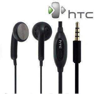 Genuine HTC Black Stereo Handsfree Headset, Suitable for Wild S but working perfectly with most Android Phones. Amazon Marketplace