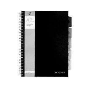 Pukka Black A4 Project Book  £1.99 Delivered @ Amazon