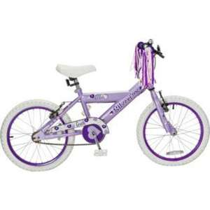 Silverfox 18 inch Bike Girls £69.99 @ Argos