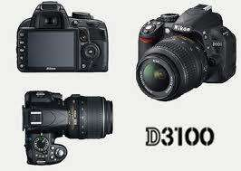 Nikon D3100 £299.99 @ ARGOS  +£10 argos voucher as you are spending over £100+ £35 Cashback from Nikon= A total cost of £254.99