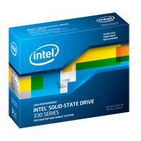 """180GB Intel 330 Series, 2.5"""" SSD, SATA III - 6Gb/s, MLC-Flash, Read 500MB/s, Write 450MB/s £88.79 @ Scan"""