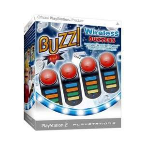PS3/PS2 Wireless Buzzers for Buzz! £5 *Instore* Morrisons