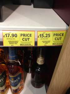 Amazing Half price or less Whisk(e)y deals instore - Jura 16yr old, Bowmore, Bushmills @ Tesco... *hic*