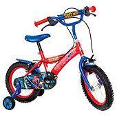 Kids spiderman 14 inch bike £69 @ tesco direct