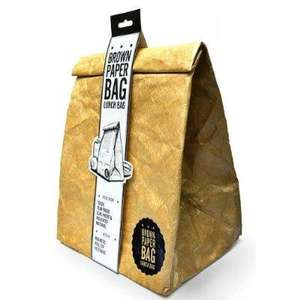Luckies Brown Paper Lunch Bag £7.39  Delivered @ Amazon