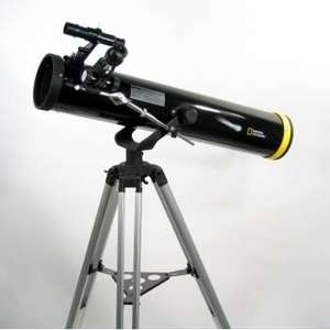 National Geographic 600/700 Reflector Telescope NG76AZ for £89.99 @ MenKind