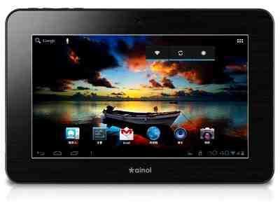 Ainol Novo 7 Mars tablet £68.99 @ futeko