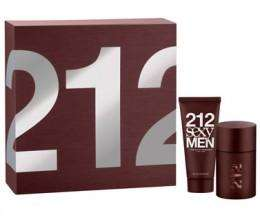 Carolina Herrera 212 sexy men's EDT50ml & 100ml shower gel only £24.79 delivered @ feelunique.com
