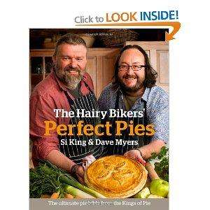 The Hairy Bikers' Perfect Pies hardback book £5.99 @ Amazon
