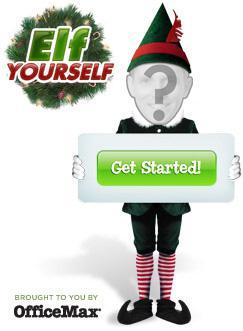 Free Elf Madness at JibJab