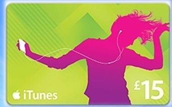 £15/£30 iTunes Gift Card Voucher, £11.99/£22.49 delivered @ eBay / easy-fan