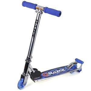 Razor spark DLX scooter ebay Sunday deal of the day £24.99 delivered starts 8am