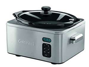 Cuisinart PSC650U Digital Slow Cooker £40 at Debenhams