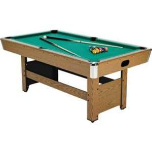 6ft Phoenix Pool Table £149.99 from £299.99 @ Argos