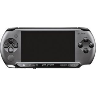 Sony PSP E1000 Console - Black Plus 2 Games £89.99 @ ARGOS Instore & Online