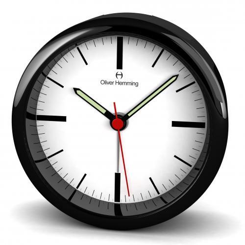 Oliver Hemming alarm clock - £11.50 + £3.50 P&P from Adelbrook