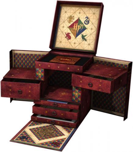 Harry Potter Wizard's Collection Box Set (Blu-Ray, DVD and UltraViolet Copy £159.99 del @ Zavvi Ebay