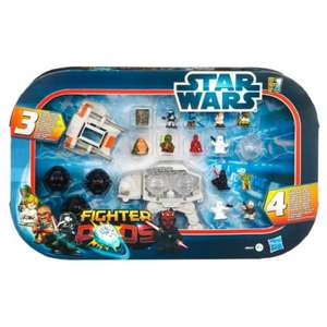 Star Wars Fighter Pod Multipack (AT-AT / Snowspeeder) Was £19.99p Now £9.99p @ Smyths