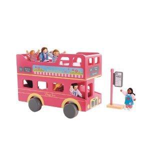 Rosebud Village bus half price (£12.50) @ ELC