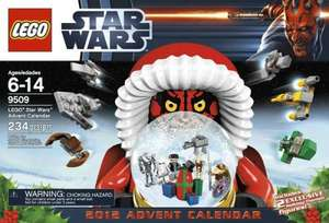 Lego star wars advent calendar 2012 (set9509) £18.99 @ thetoyshop
