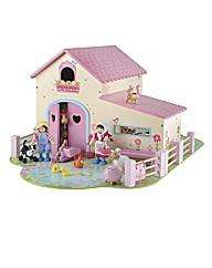 ELC Rosebud Farm now £26 @ the brilliant gift shop