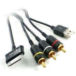 Tv-out Cable for Samsung Galaxy Tab 2 7.0 @ Amazon  sold by ExpressPro.