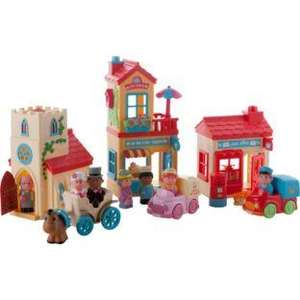 ELC HappyLand Village Playset was £59.99 now £32.99 @ Argos