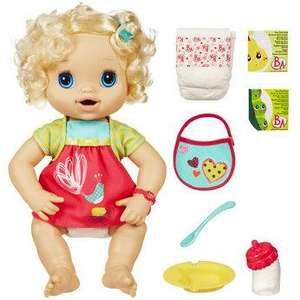Baby Alive Real As Can Be Doll @ Toys-R-Us