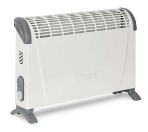 DeLonghi HS20/2 Electric Convector Heater 2kW £19.98 @ Ebuyer