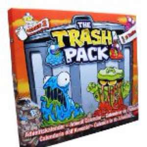 The Trash Pack Series 2 Advent Calendar with 24 Trashies Trash Pack £14.98 @ Amazon
