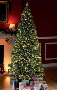 6ft Fibre Optic Christmas Tree reduced from £149.99 to £29.99 + £3 P&P @ studio