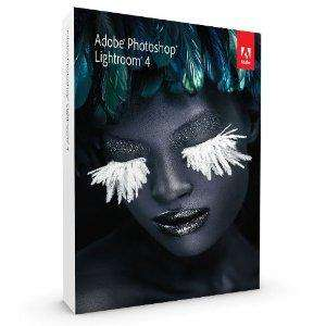 Adobe Lightroom 4 @ Amazon £79.99