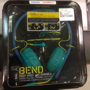 Philips O'Neill The Bend headsets £19.99 @Tkmaxx instore
