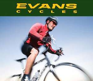 Up to 50% off on bike service at Evans Cycles