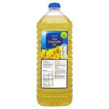 Pure Vegetable Oil 3 Litres £2.70 instore and online @ Tesco