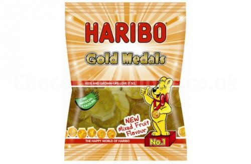 Haribo Gold Medals - Asda