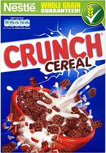 Nestle Crunch Cereal (375g) £1 @ Poundland