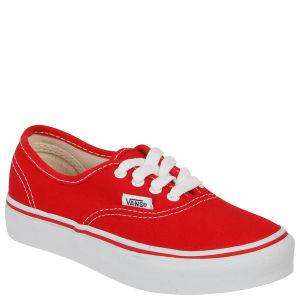 Junior red vans £18  @ zavvi