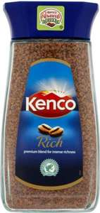 Kenco Rich Instant Coffee (200g) was £6.38 now £3.99 @ Lidl